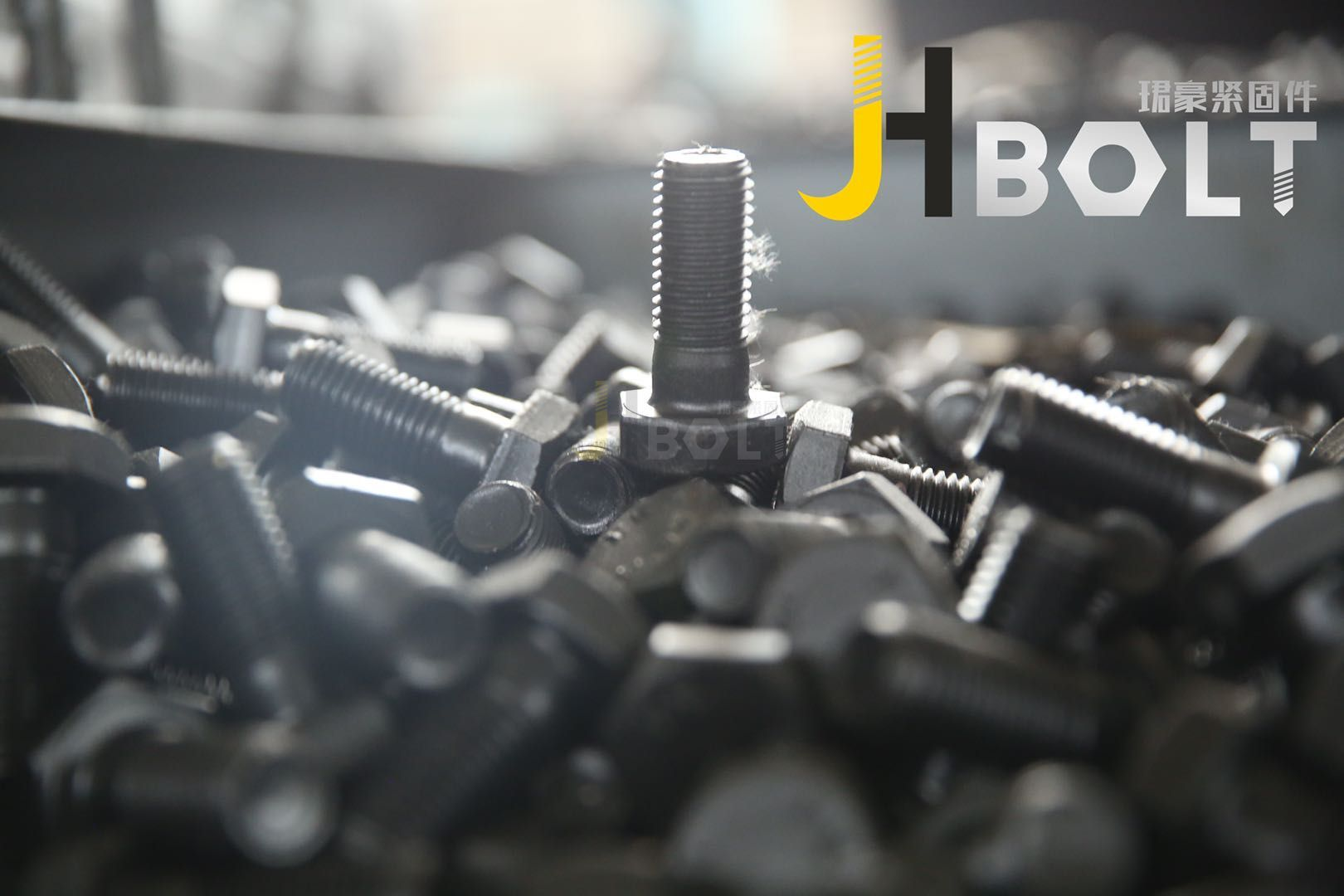 Large Hexagon Steel Structure Bolt